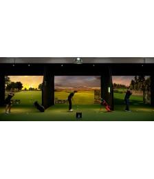 Golflektion i Trackman - 30...