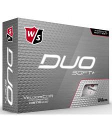 Wilson Duo Soft+  4 dussin