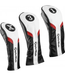 TaylorMade Headcover 3 st -...