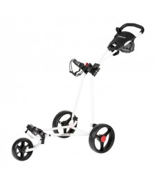 Golfvagn Europa lite 3-hjuling